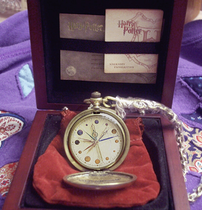 dumbledore s pocket pocketwatch for sale fossil li2035